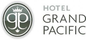 Thank you to Hotel Grand Pacific for your sponsorship!