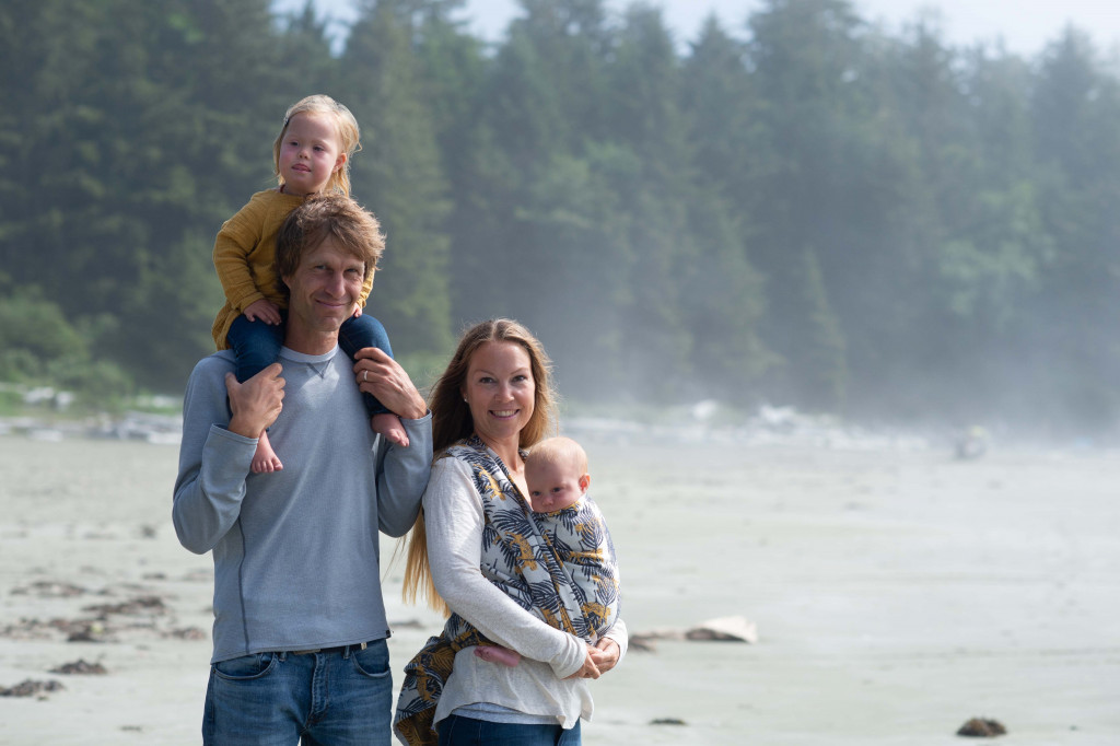 Bruhwiler family - Children's Health Foundation of Vancouver Island Beach